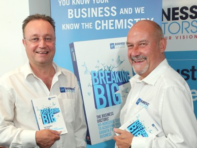The Business Doctors launch Breaking Big